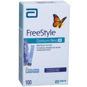 Тест-полоски для ридера Фристайл Либре (FreeStyle Libre)